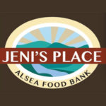 Jeni's Place Alsea Food Bank