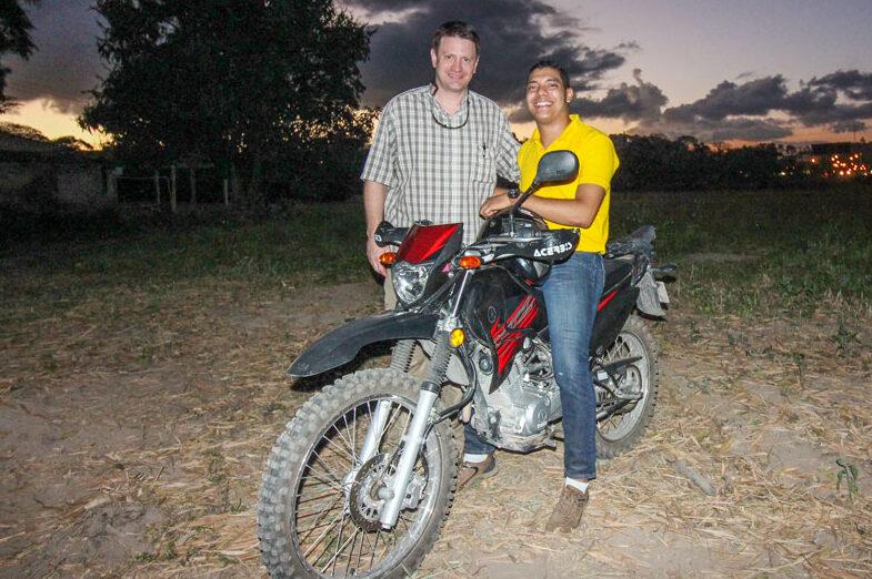 Moto Missions Bike