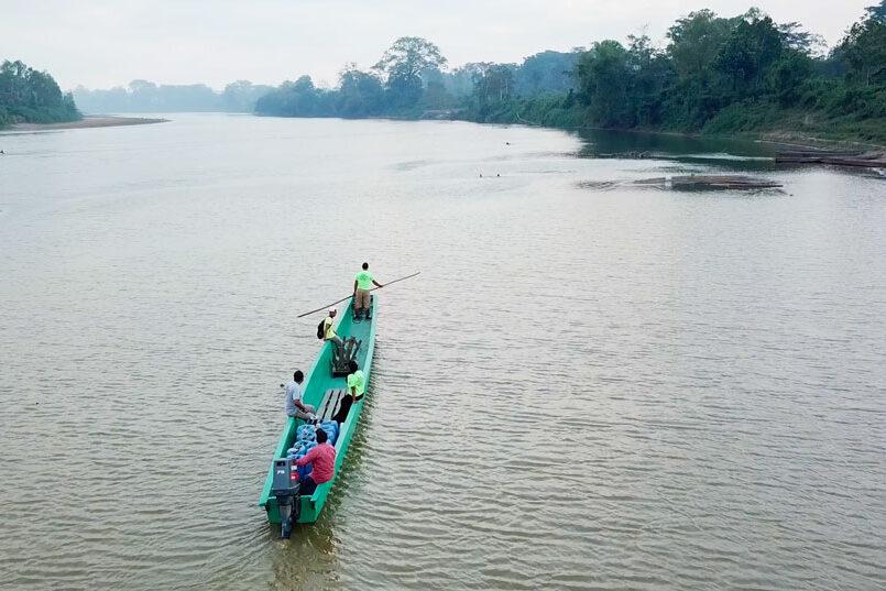 Moto Missions Boat