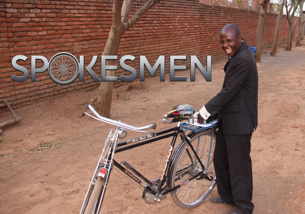 Spokesmen bicycle program